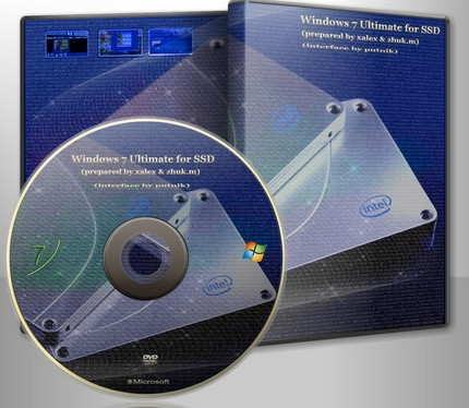 Windows 7 Ultimate for SSD (х86 & х64)