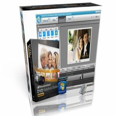 Wondershare DVD Slideshow Builder Deluxe 6.0.2.27