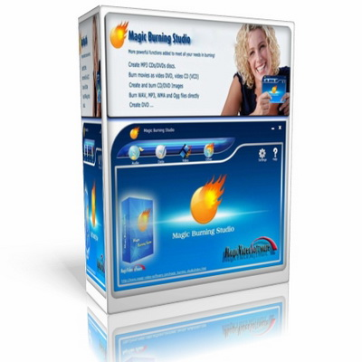 Magic Burning Studio v12.3.1.21