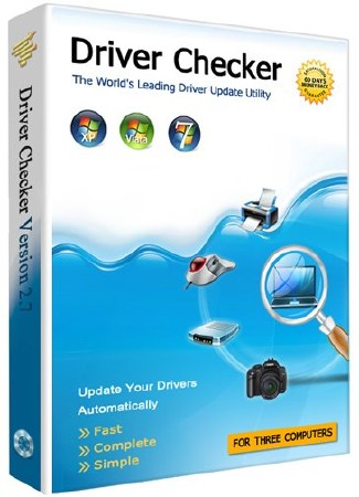 Driver Checker v2.7.4 Datecode 20101203