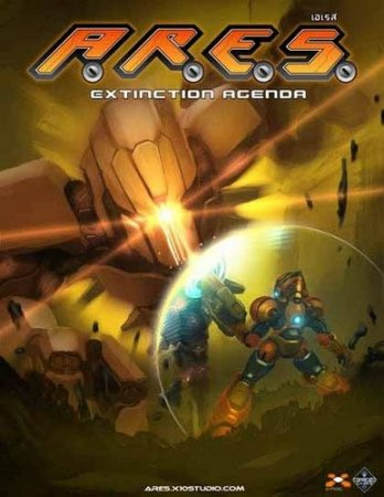 A.R.E.S. Extinction Agenda (2010/ENG) for PC