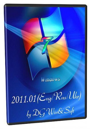 Windows 7 DG Win&Soft 2011.01 x86-64 (Eng/Rus/Ukr)