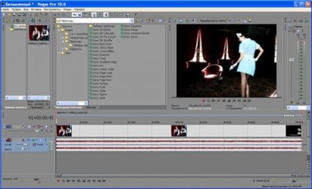 Sony Vegas Pro v 10.0c Build 469 ML + Rus