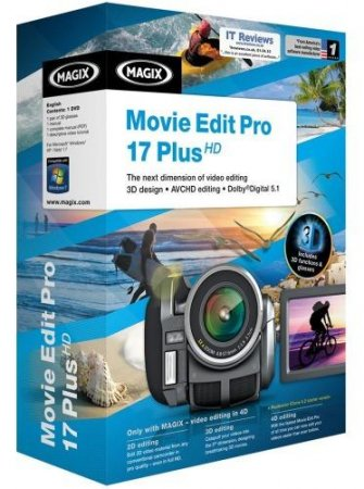 MAGIX Movie Edit Pro 17 Plus HD Rus + Все дополнения (2011)