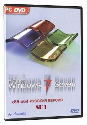Windows 7 Ultimate SP1 x86-x64 Lite RU