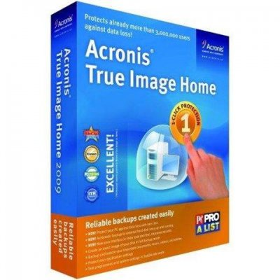Acronis True Image Home 2010 13.0.0 Build 7154 Rus