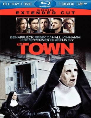 Город воров [Расширенная версия] / The Town [Extended Cut] (2010/HDRip)