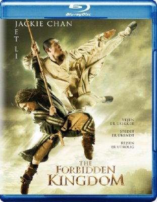 Запретное царство / The Forbidden Kingdom (2008) BDRip