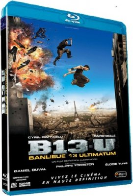 13-й район: Ультиматум / Banlieue 13 Ultimatum (2009) HDRip