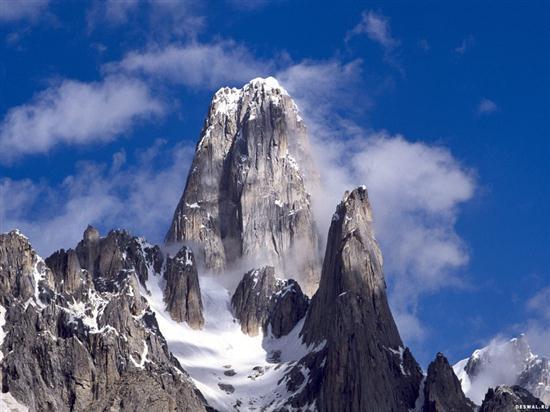Одних из самых красивых мест природы