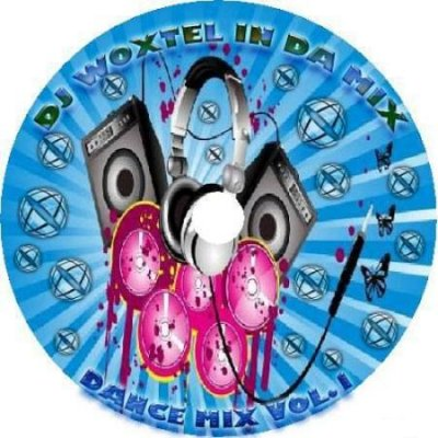 DJ Woxtel - Dance Mix vol.1 DJ Woxtel in Da Mix (2011)