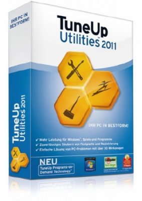 TuneUp Utilities 2011 v10.0.3010.11