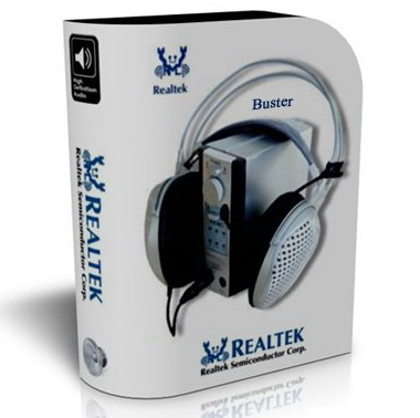 Audio Driver R2.60 Realtek High Definition
