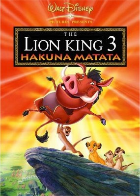 Король-лев 3: Хакуна Матата / The Lion King 3: Hakuna Matata (2004/BDRip/1500mb)